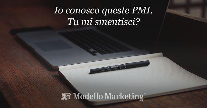 Modelli di marketing aziendali per PMI