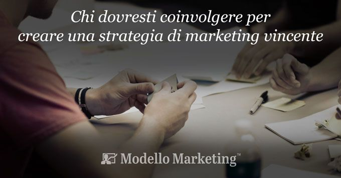 Come costruire un Modello di Marketing