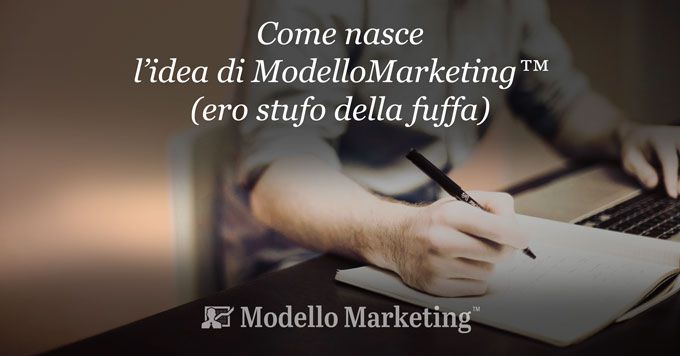 Modelli di Marketing Online - ModelloMarketing