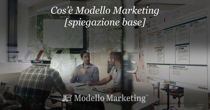 Cos'è ModelloMarketing di Stefano Cattelani