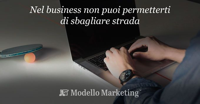 Come costruire un Modello di Marketing online