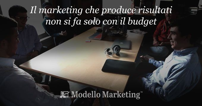 Modelli di Marketing online e risultati