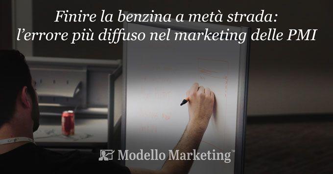 Pianificazione marketing online - Stefano Cattelani