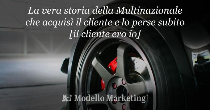 Gestire i clienti con un Modello di Marketing