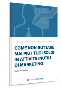 Modello Marketing ebook gratuito